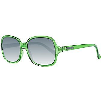 Green Women Sunglasses