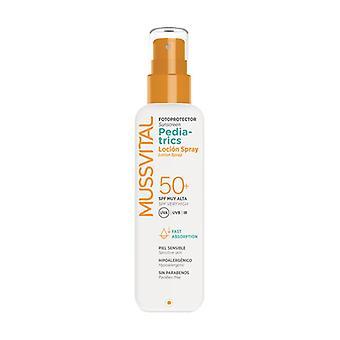 Fotoprotector Pediatrics Spray Lotion 50+ 200 ml