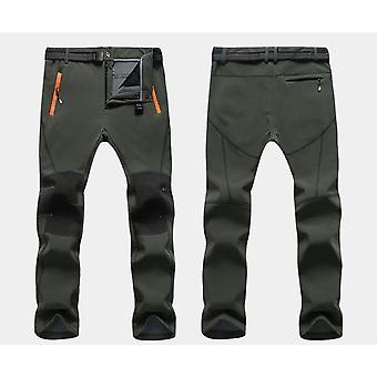 Winter Outdoor Windproof Snowboard Ski Pants, Men Snow Trousers
