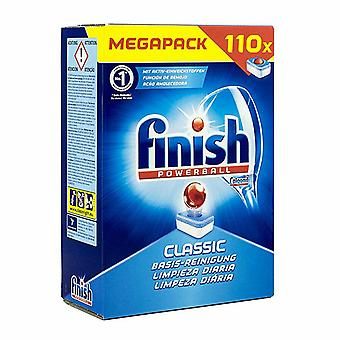 Finish 110 Classic PowerBall Calgonit Dishwasher Tablets, Pack of 1