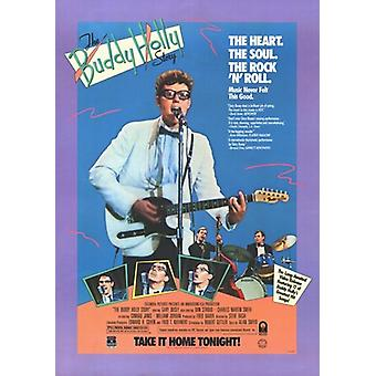 The Buddy Holly Story Movie Poster (11 x 17)