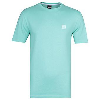 BOSS Tales Marl T-Shirt - Mint Green
