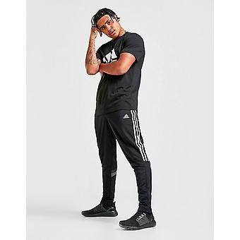 New adidas Men's Match Track Pants Black