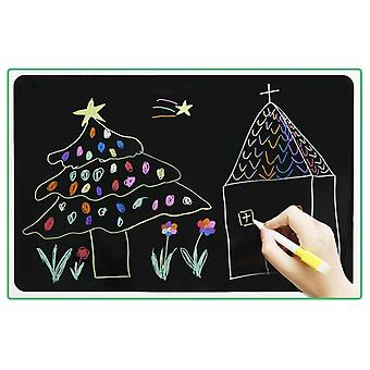 Magnetic Message Blackboard Sheet For Kitchen, Fridge, Sticker, Office,