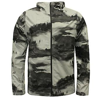 The North Face Mens Stormy Trail Jacket Hooded Windbreaker NF0A2V53VWZ X19B