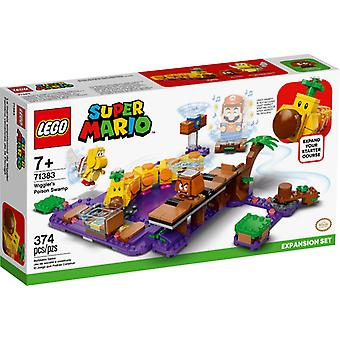 LEGO 71383 Expansion Set: Wigglers Toxic Swamp