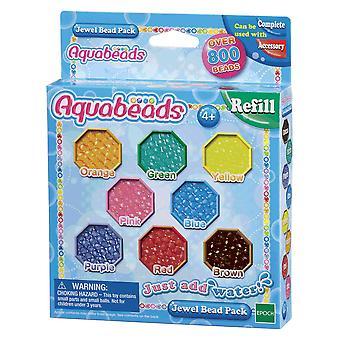 Aquabeads bijuterie 79178 ambalaj de mărgele - multicolore