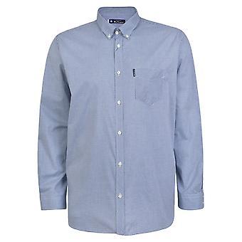 Ben Sherman Small Gingham Check Shirt