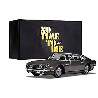Aston Martin V8 Vantage from James Bond No Time To Die