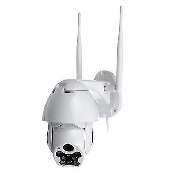 Auto Tracking Outdoor PTZ IP Camera 1080P WiFi Speed Dome Surveillance Camera