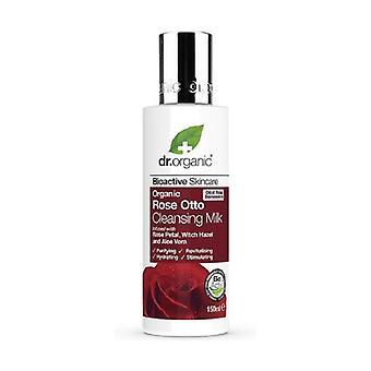 Organic Rose Milk Cleaner 150 ml