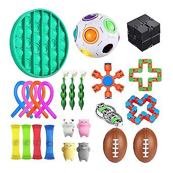 Fidget Sensory Stress Relief Autism Anxiety Relief Toy Adults