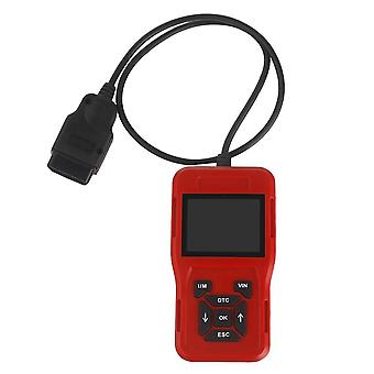 Obdii scanner code lecteur de voiture de diagnostic moteur détecteur de défaut outil de balayage du véhicule automatique