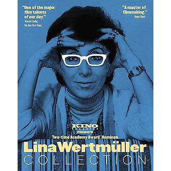 Lina Wertmuller Collection [BLU-RAY] USA import