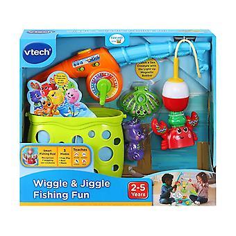 Vtech wiggle & jiggle fishing fun