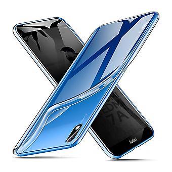 Coque Pour Xiaomi Redmi 7a, Housse De Protection En Silicone De Haute Qualité, Transparent