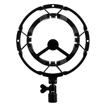 Mic Shock Mount Reduce Vibration Portable Lightweight Microphone Mount Holder