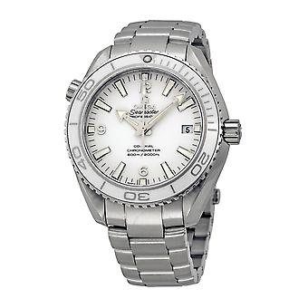 Omega Seamaster Planet Ocean Automatic White Dial Men's Watch 232.30.42.21.04.001