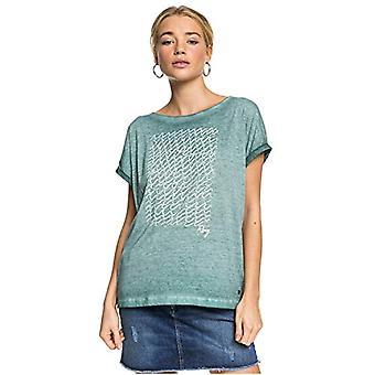 Roxy SummerTime Happiness-Naisten t-paita, Pohjois-Atlantti, XXS