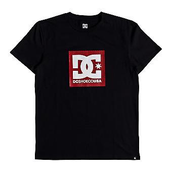 DC pil boksen korte mouw T-shirt in zwart