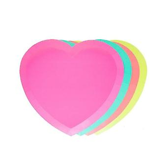 Oh Happy Day I Heart Neon Plates