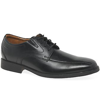 Clarks Whiddon Pace Mens Formal Lace Up Shoes