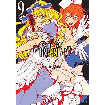 Alice i Murderland, Vol. 9 Pocket
