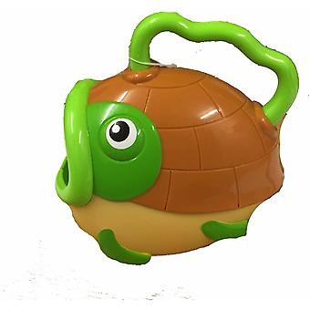 Bubble Factory Wind Up Bubble Blower Turtle Kids Sommerspielzeug