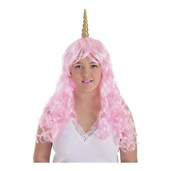 Wigs Creaciones Llopis Pink Unicorn