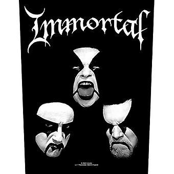 Immortal - Blashyrkh Tilbage Patch