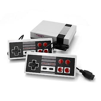 Mini retro game anniversary edition console 620 games tv game built-in with 2 controller red&white