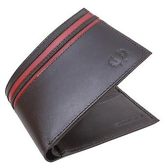 Fred Perry Cut & Sew Tipped Billfold Wallet -- L8233-103