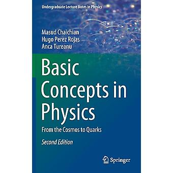 Basisconcepten in de natuurkunde door Masud ChaichianHugo Perez RojasAnca Tureanu