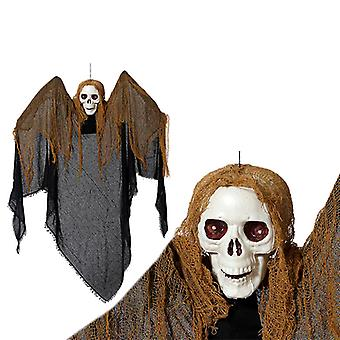Skeleton pendant Halloween (130 x 110 x 16 cm)
