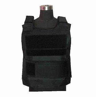 Equipaggiamento esterno Giubbotto tattico Airsoft Military Tactical Vest Molle Combat Assault Plate Carrier