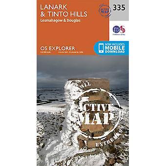Lanark and Tinto Hills