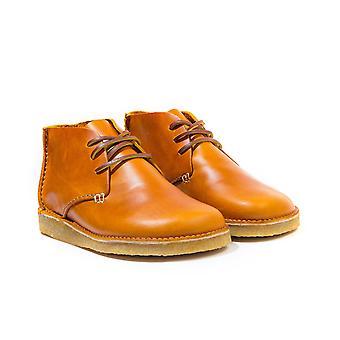 Yogi Footwear Glenn Leather Boots - Apricot