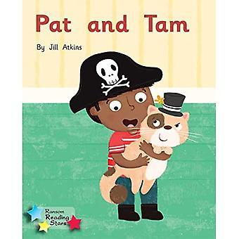 Pat and Tam (Reading Stars)