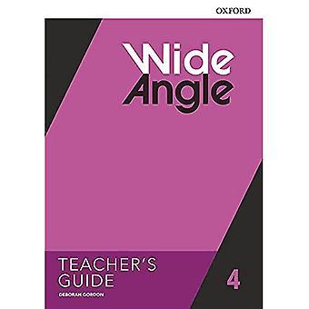 Wide Angle: Level 4: American Teachers Guide (Wide Angle)