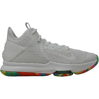 Nike Lebron Witness IV Summit Valkoinen/Summit Valkoinen BV7427-102 Miesten