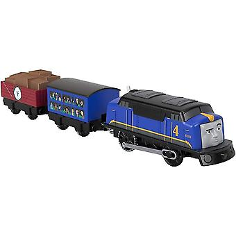 Toy trains train sets thomas friends ghk78 fisher-price trackmaster gustavo