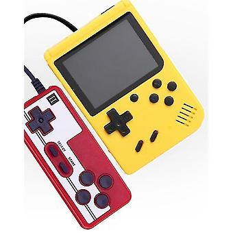 Videoherní konzole herní hráč postavený ve 400 retro hry relax hra ve volném čase podporovat dva