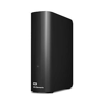 Western Digital Wd Elements Desktop 18Tb Usb External Hard Drive