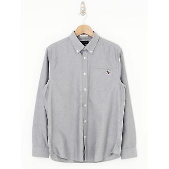 Ted Baker Caplet Oxford Shirt - Black