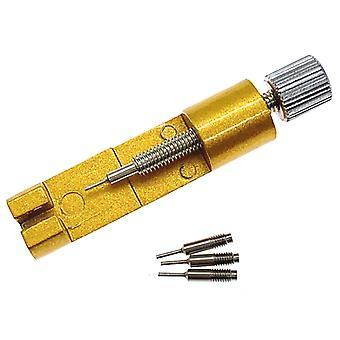 Metal Adjuster Watch Band Strap Link Pin Remover Repair Tools Kits