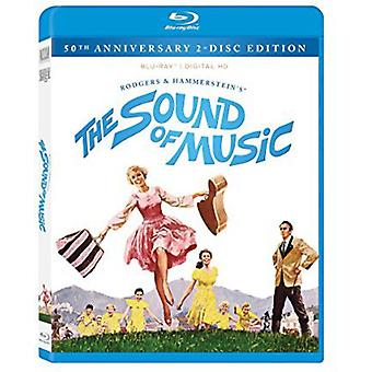 Sound of Music: 50th Anniversary Edition - Sound of Music: 50th Anniversary Edition [BLU-RAY] USA tuonti