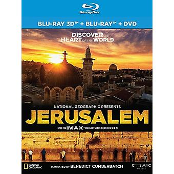 Jerusalem [Blu-Ray] USA import