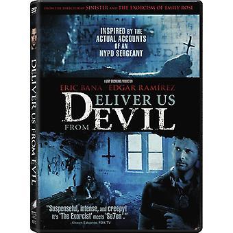Leverera oss från onda [DVD] USA import