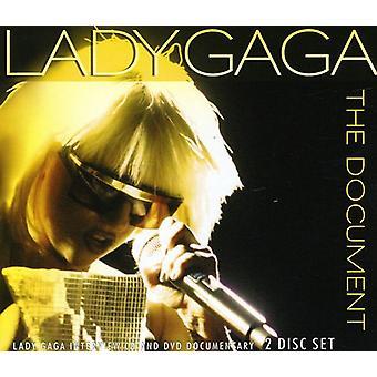 Lady Gaga - Document [CD] USA import