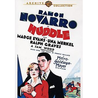 Huddle [DVD] USA import